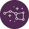 Pleiadian-Icon-Purple-Circle