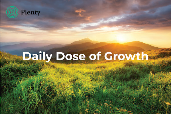 Daily Dose of Growth Featured Image2