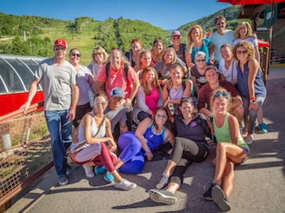 Mountain adventures and joyful experiences.