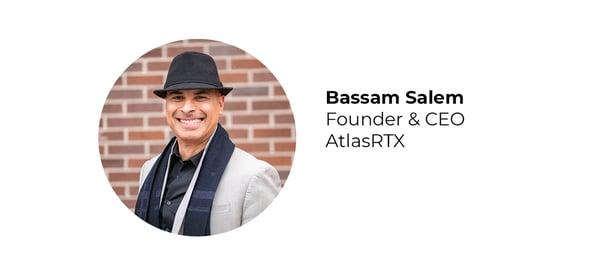 Bassam Salem Headshot