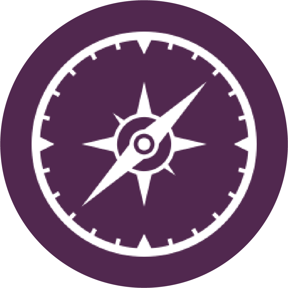 Compass_Icon_Purple_circle