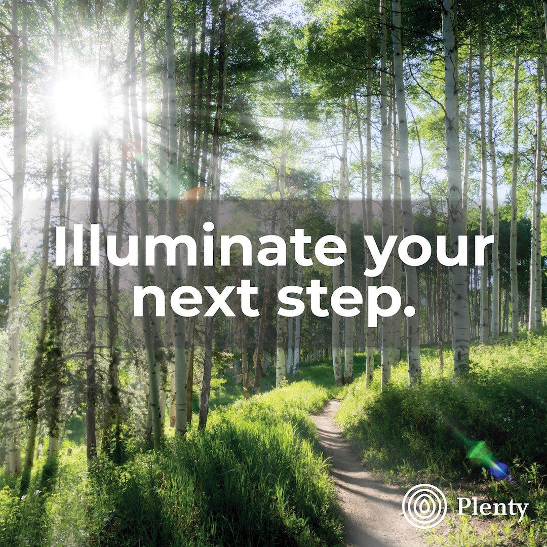 Illuminate Your Next Step