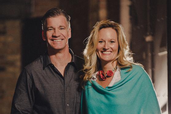 Jeff Shuck & Jennifer Mulholland
