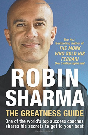 https://www.amazon.com/Greatness-Guide-Success-Personal-Business/dp/0007242875/ref=sr_1_2?ie=UTF8&qid=1523384198&sr=8-2&keywords=the+greatness+guide+robin