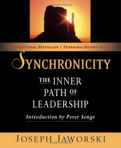 Synchronicity the inner path of leadership