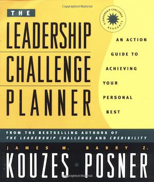 leadership challenge planner