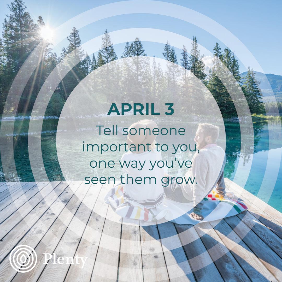 365 April TIPS 3