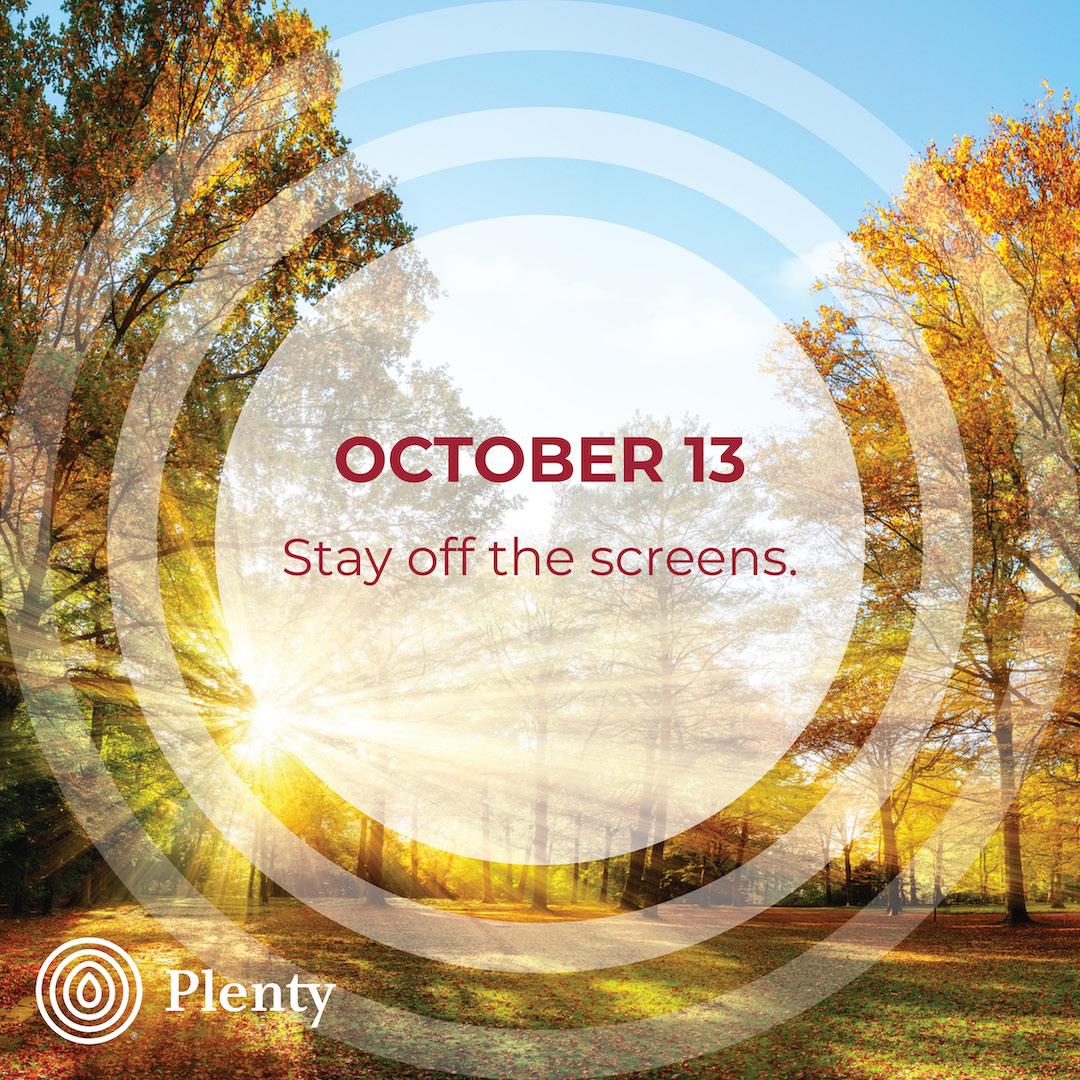 10. OCTOBER 365 TIPS13