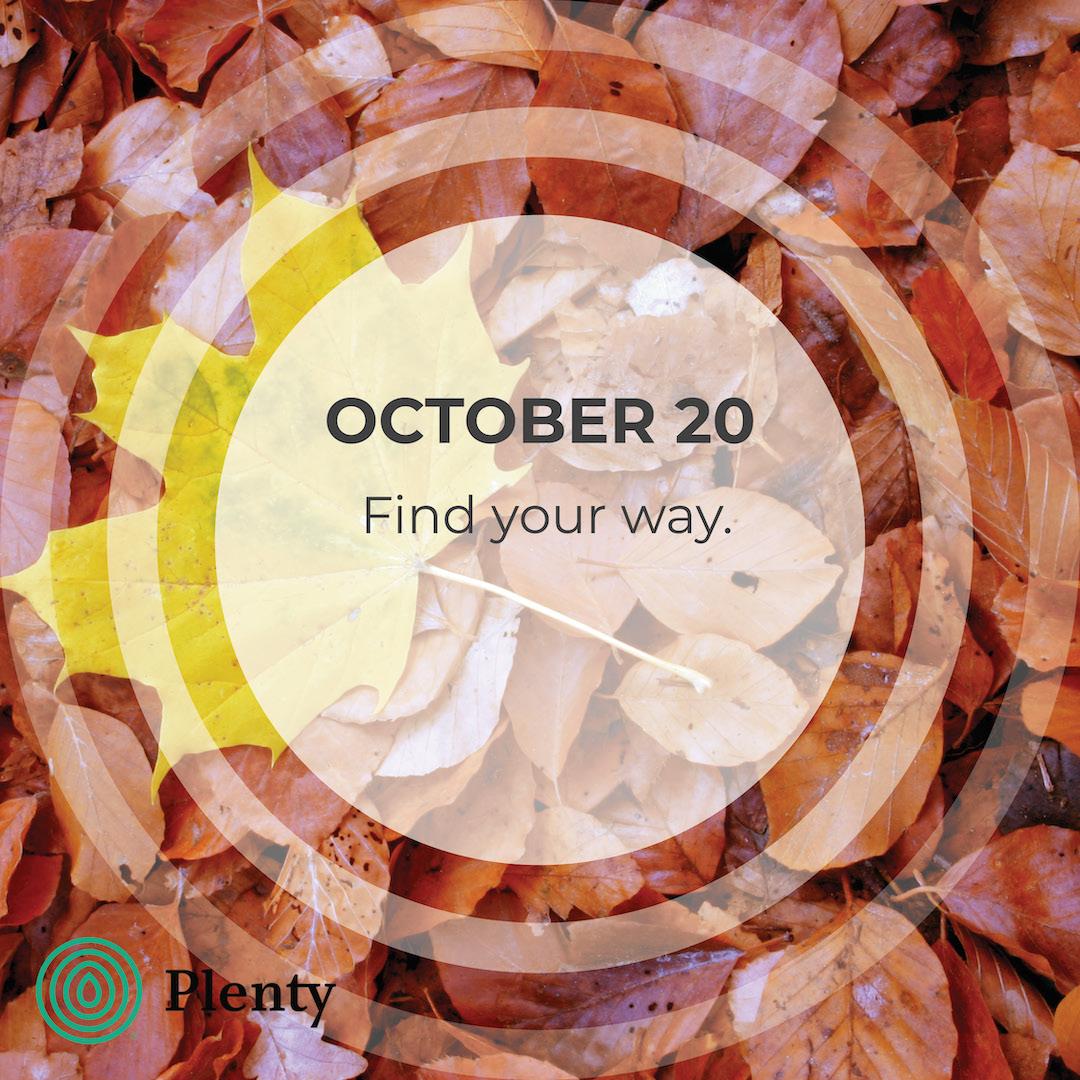 10. OCTOBER 365 TIPS20