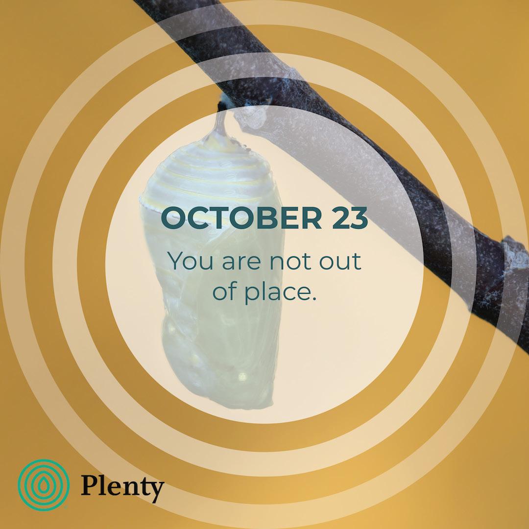 10. OCTOBER 365 TIPS23