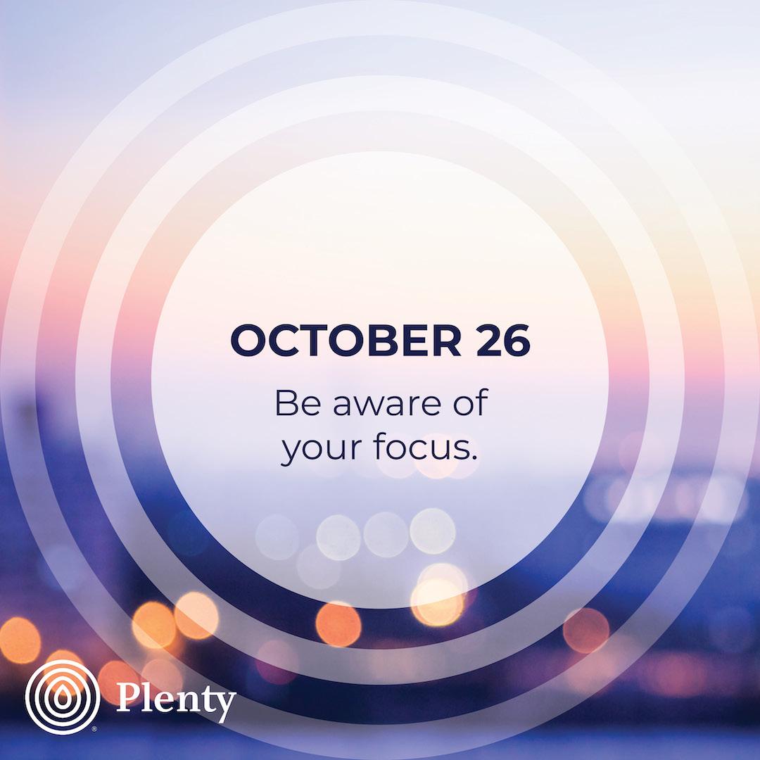 10. OCTOBER 365 TIPS26