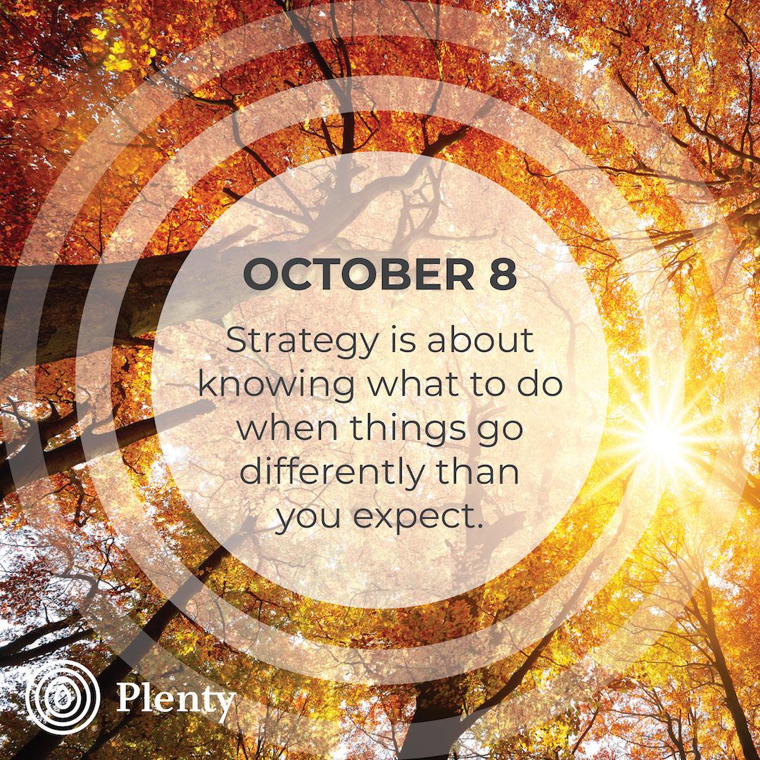 10. OCTOBER 365 TIPS8