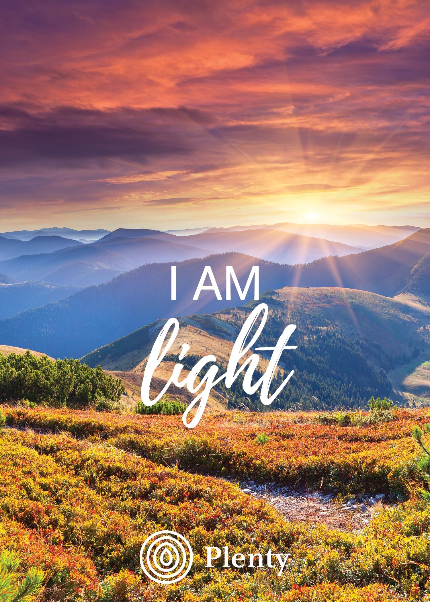 Summer I AM Light V2