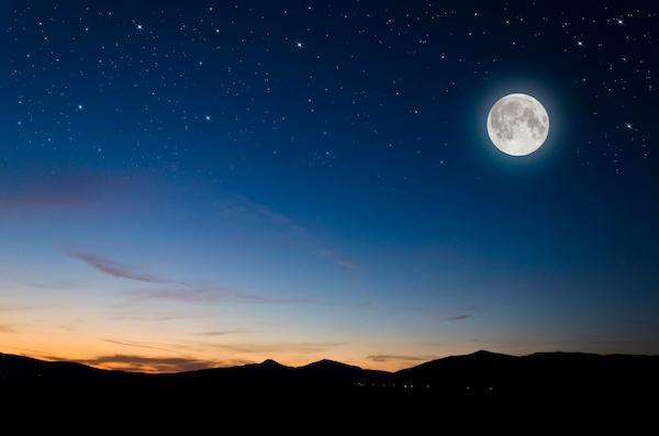 Full Moon - Small