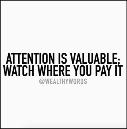attention-is-valuable