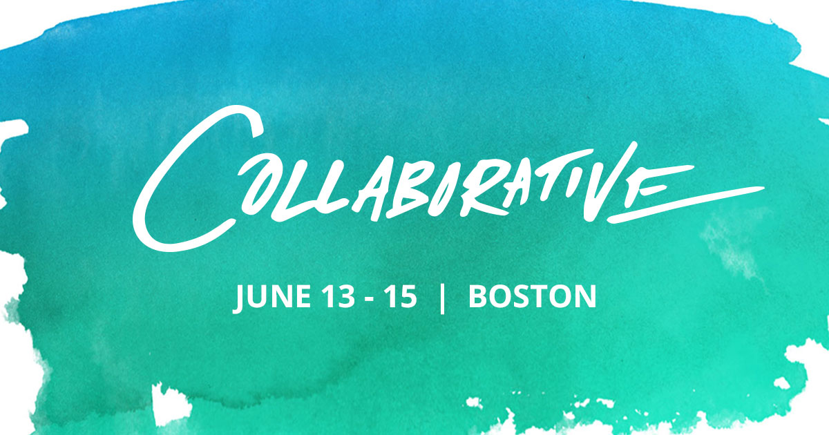 Join us this week at the Collaborative!