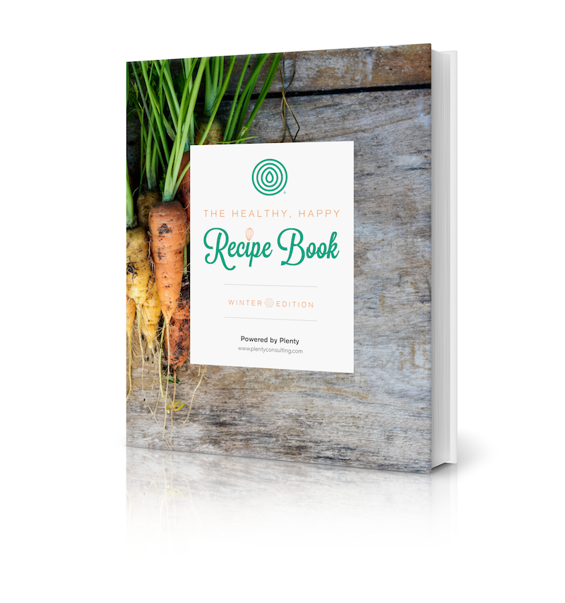 The Healthy Happy Recipe Book