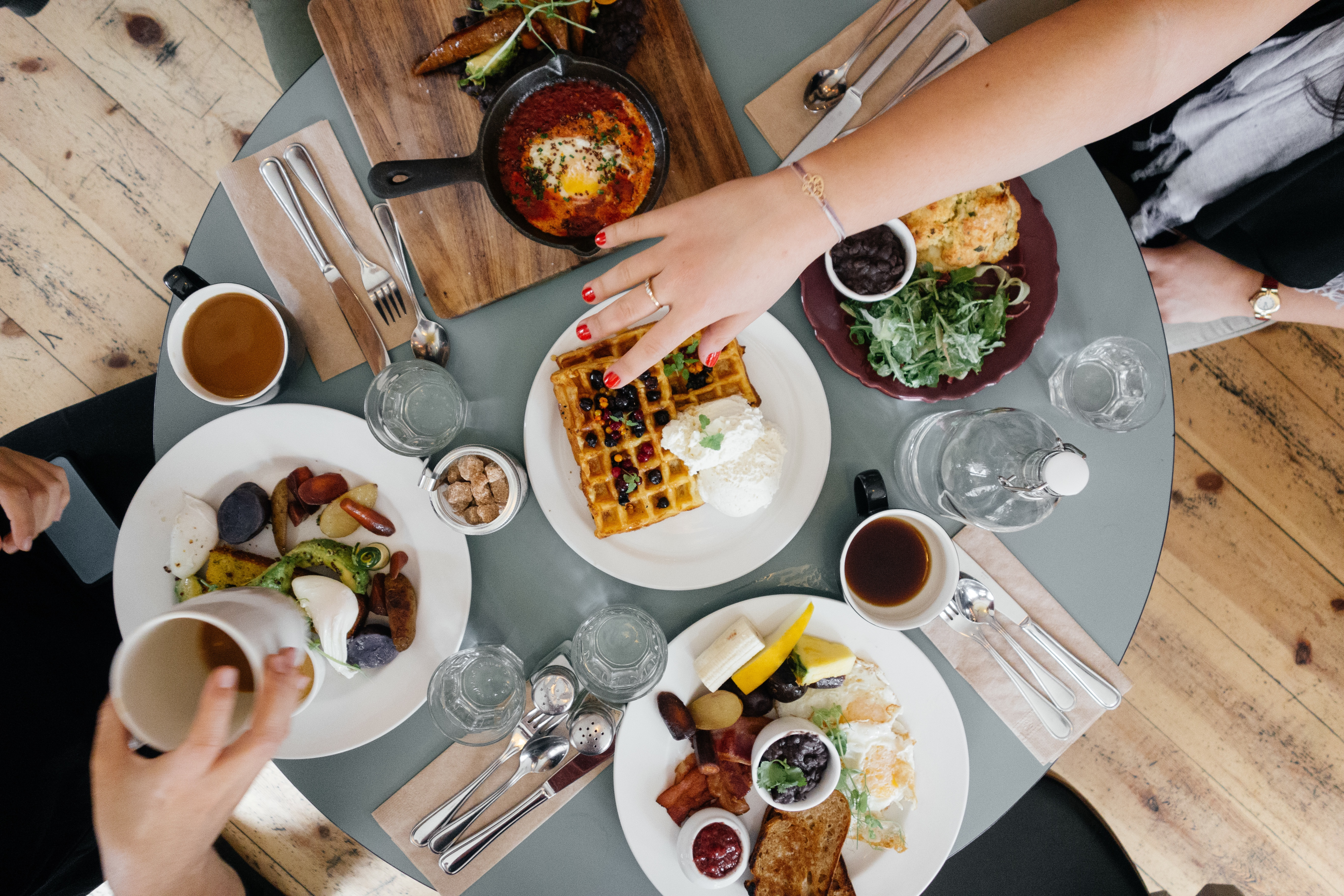 What Your Lunch and Growth Strategy Have In Common