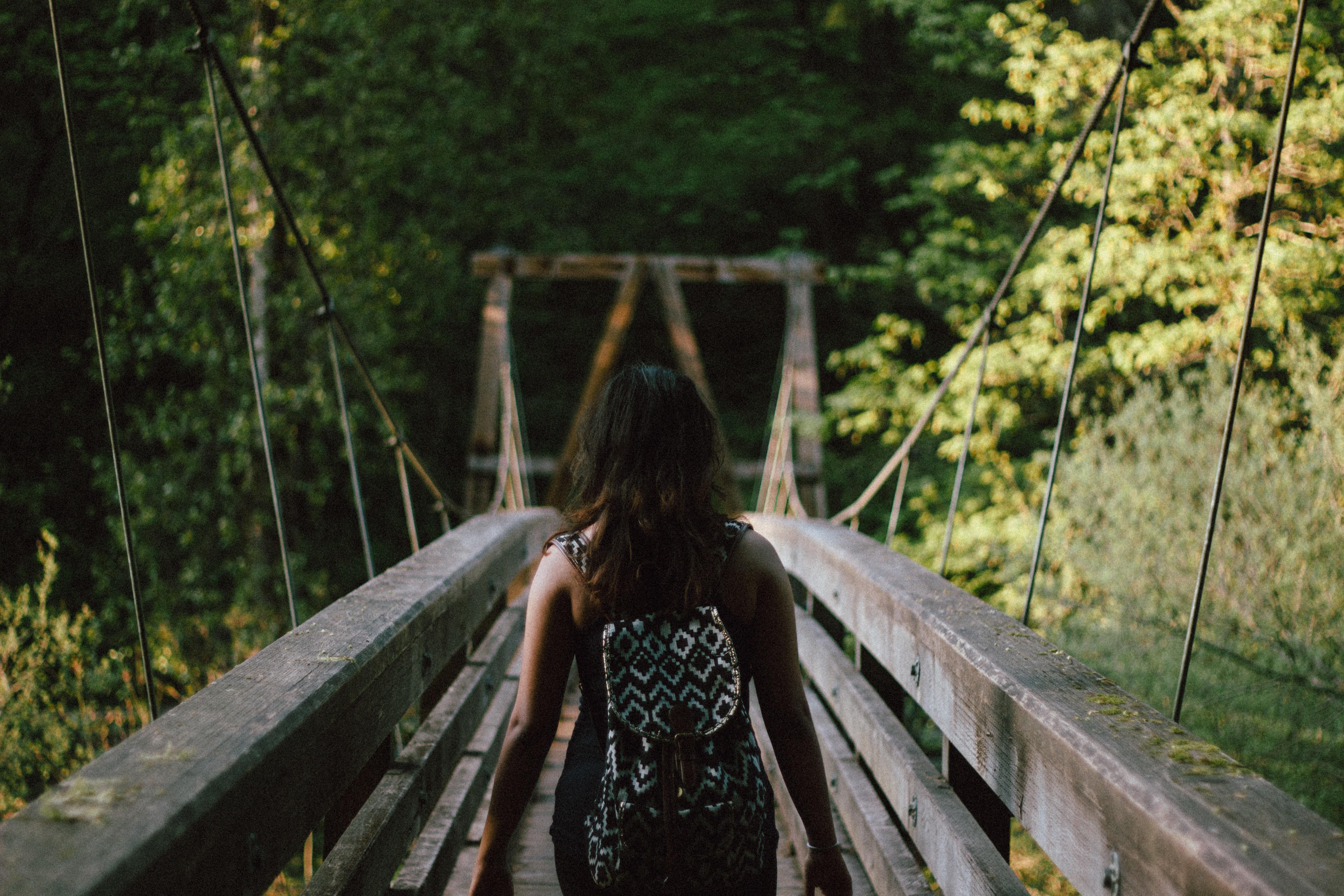 It's Time to Cross Your Bridge