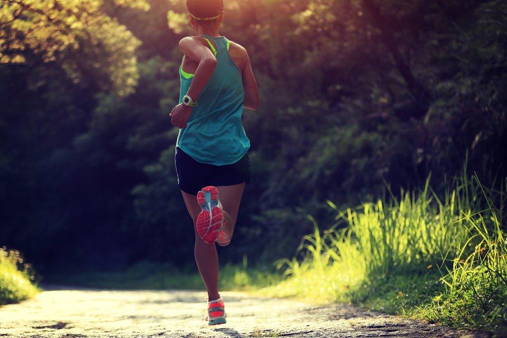 A Magical Morning Run