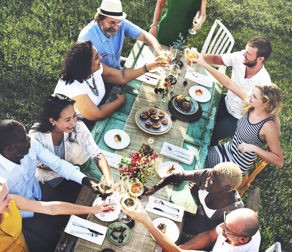 What Your Dinner Parties & Social Media Strategy Have In Common